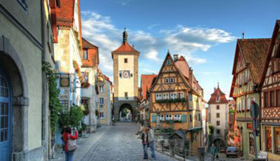 Rothenburg - Pfitzingen